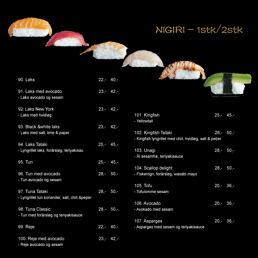 Sushi Brønderslev